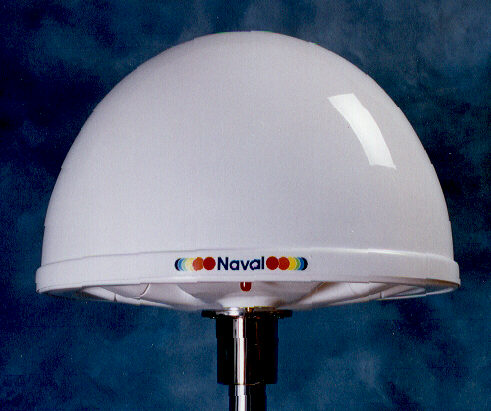 Naval PR-422 Active Marine TV Antenna